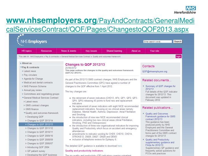 www.nhsemployers.org