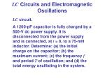 lc circuits and electromagnetic oscillations4