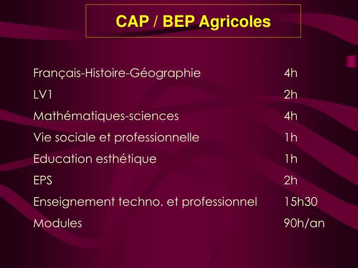 CAP /