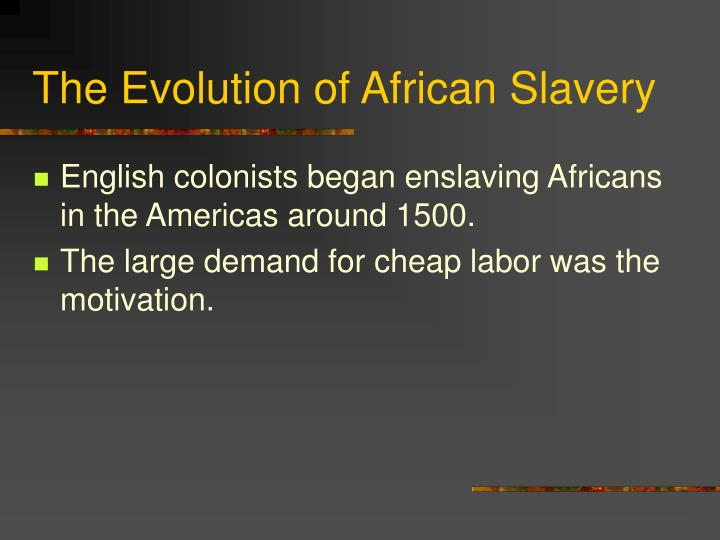 slaves as cheap laborers essay Free essay: the slaves were mostly to provide free and cheap labor apart from america, slavery was practiced in other parts of the world throughout history.