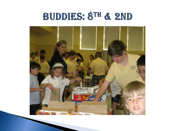 Buddies: 8