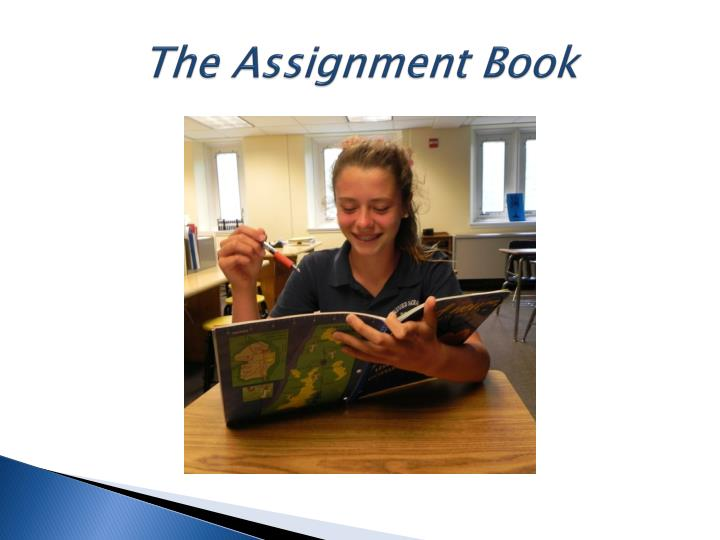 The Assignment Book