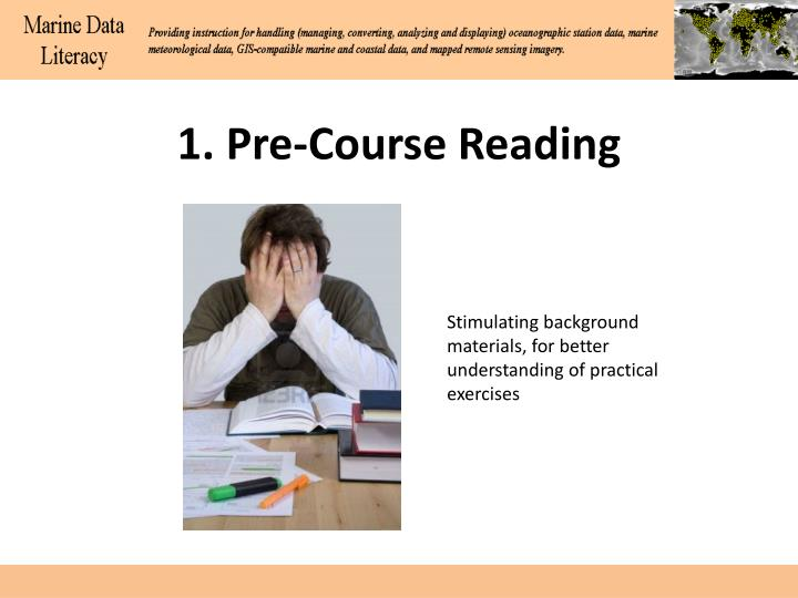 1 pre course reading