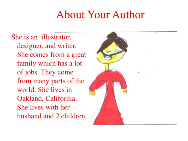 About Your Author