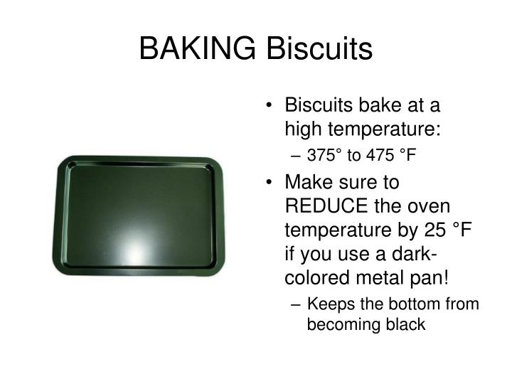 BAKING Biscuits
