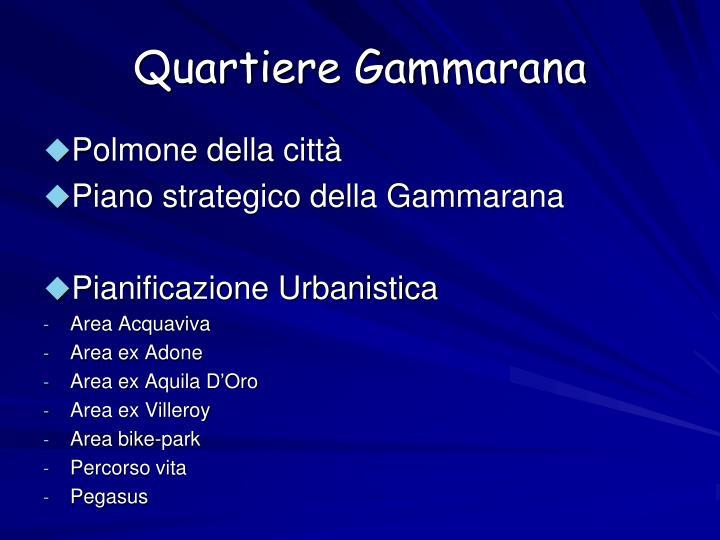 Quartiere Gammarana