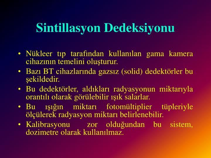 Sintillasyon