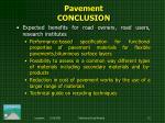 pavement conclusion1