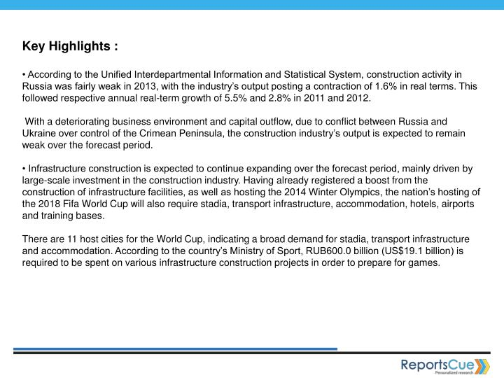 Key Highlights :