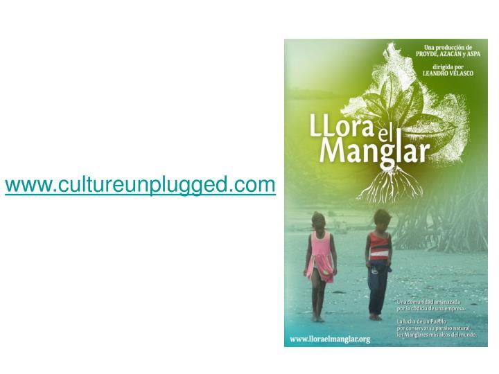 www.cultureunplugged.com