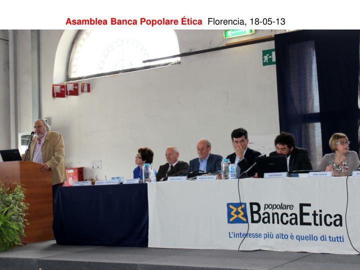 Asamblea Banca Popolare Ética