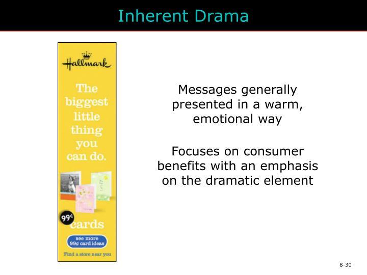 Inherent Drama