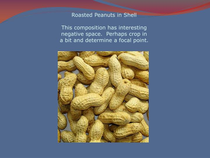 Roasted Peanuts in Shell