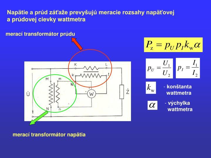 merací transformátor prúdu