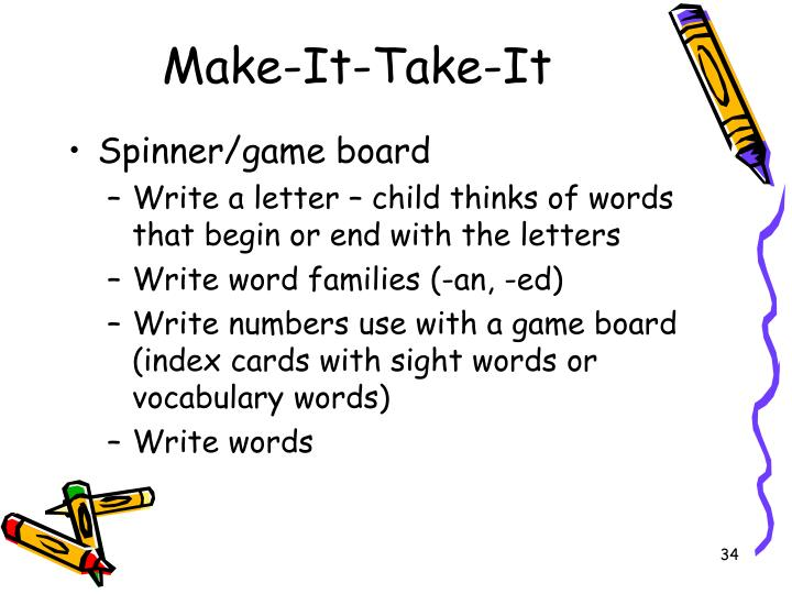 Make-It-Take-It