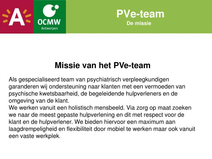 PVe-team