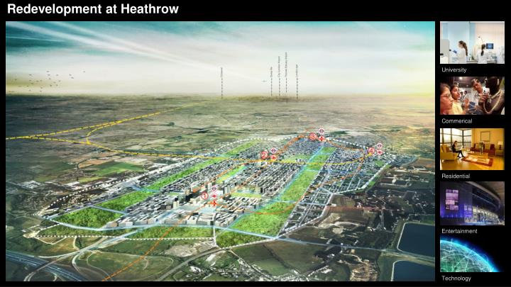 Redevelopment at Heathrow