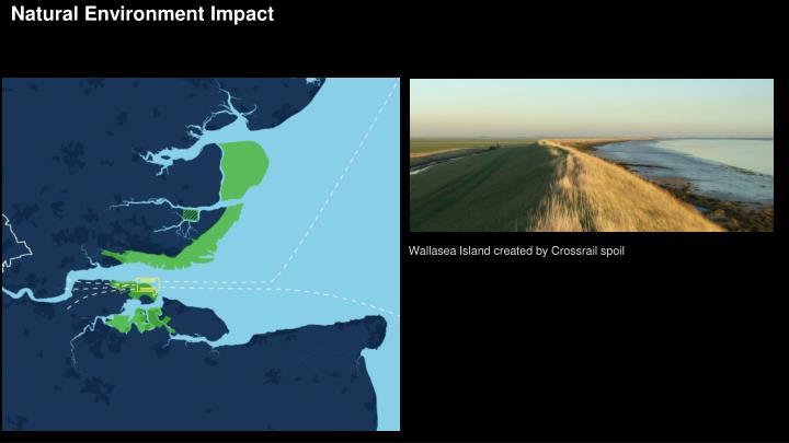 Natural Environment Impact