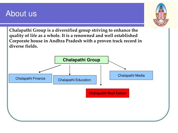 Chalapathi Group
