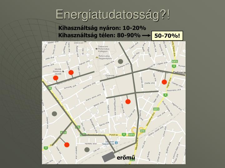 Energiatudatosság?!