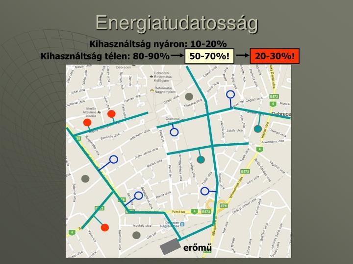 Energiatudatosság
