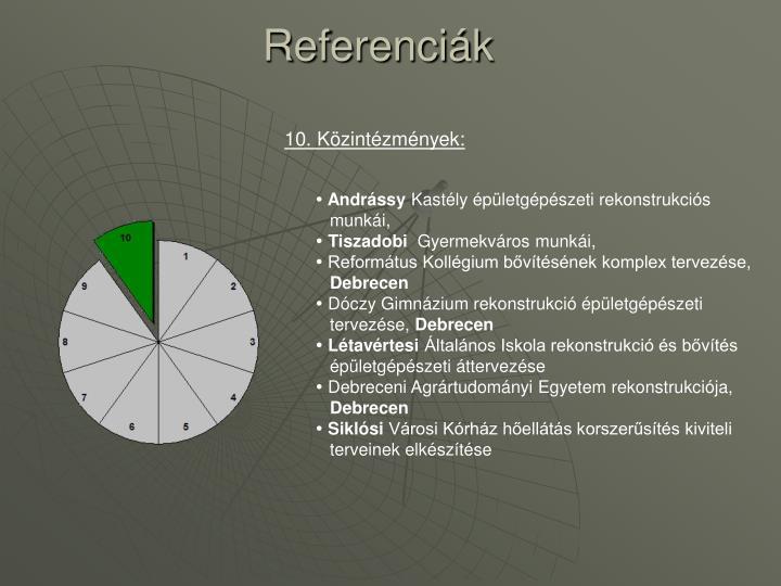Referenciák