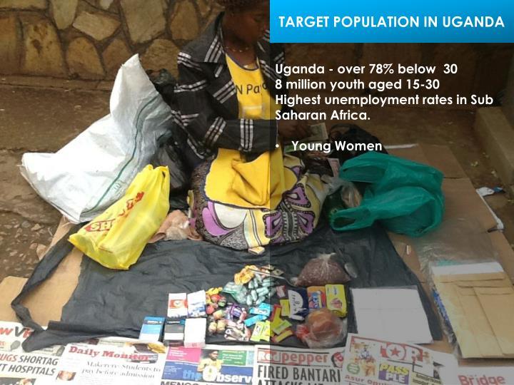 TARGET POPULATION IN UGANDA