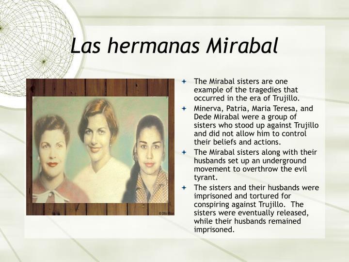 Las hermanas Mirabal