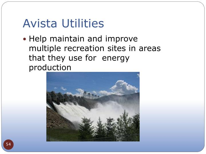 Avista Utilities