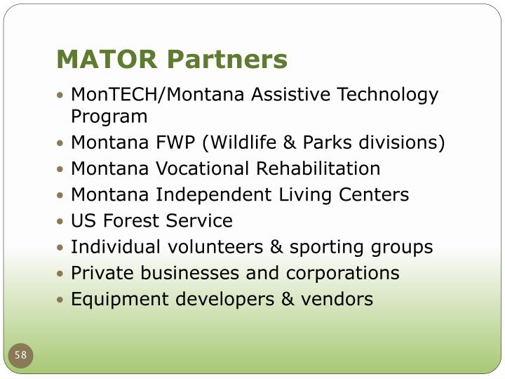 MATOR Partners