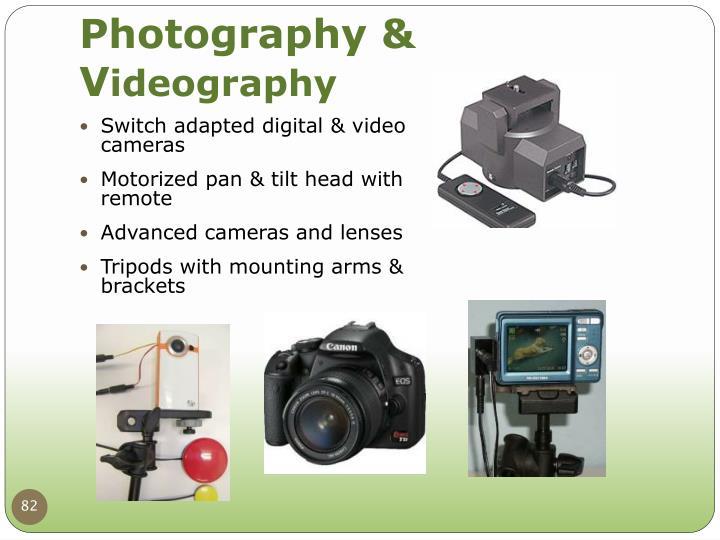Photography & V