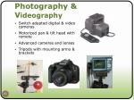 photography v ideography