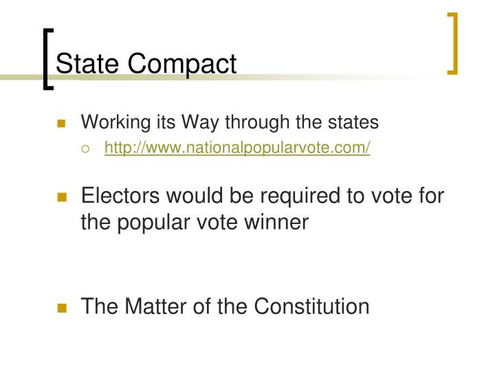 State Compact