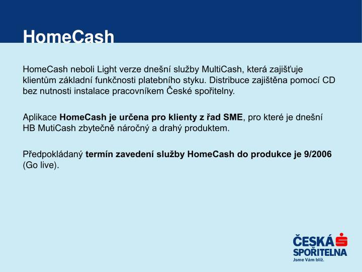HomeCash