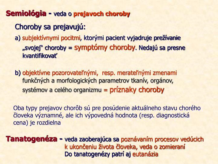 Semiológia