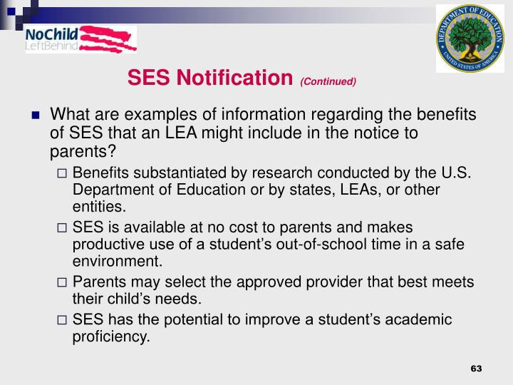 SES Notification