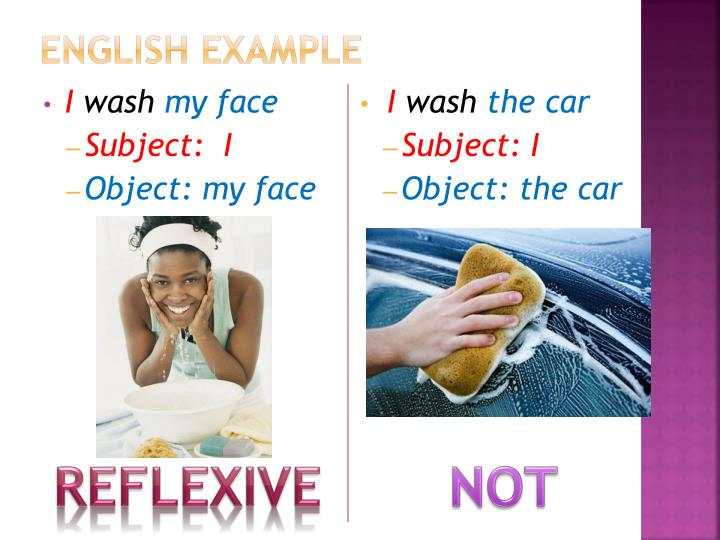English Example