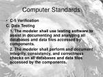 computer standards11