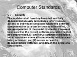 computer standards13