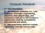 computer standards2