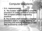 computer standards5