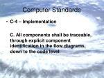 computer standards6