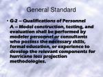 general standard1