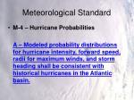 meteorological standard3