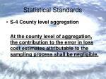 statistical standards3