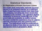 statistical standards4