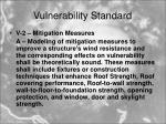 vulnerability standard5