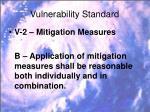 vulnerability standard6