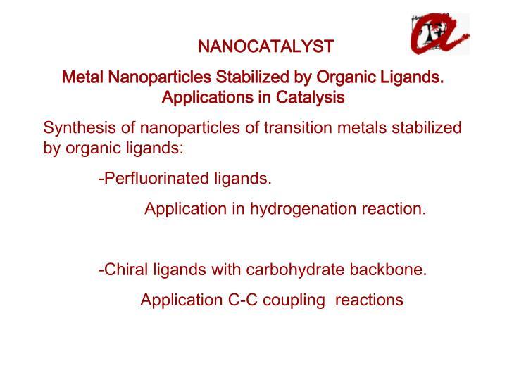 NANOCATALYST