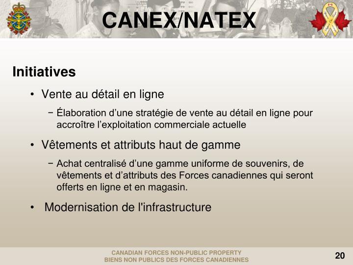 CANEX/NATEX